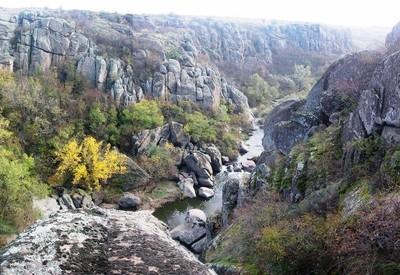 Актовский каньон - место для фотосессии в Николаевской области - портфолио 3