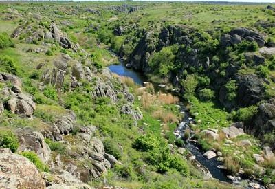 Актовский каньон - место для фотосессии в Николаевской области - портфолио 5