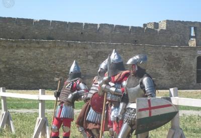 Аккерманская крепость - место для фотосессии в Белгороде-Днестровском - портфолио 2