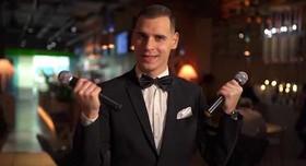 Дмитрий Ефремов - ведущий в Киеве - портфолио 1