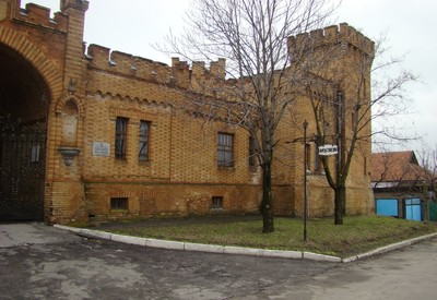 Замок-усадьба Попова - место для фотосессии в Запорожье - портфолио 4
