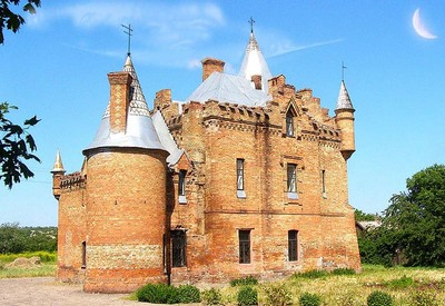 Замок-усадьба Попова - фото 3
