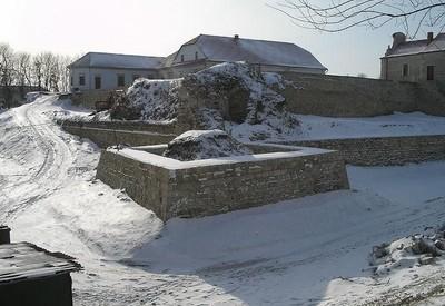 Збаражский замок - место для фотосессии в Збараже - портфолио 6