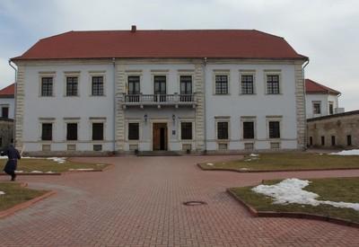 Збаражский замок - место для фотосессии в Збараже - портфолио 4