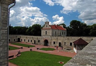 Збаражский замок - фото 1