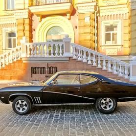 212 Buick Skylark Custom - авто на свадьбу в Киеве - портфолио 4