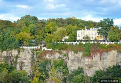 Смотричский каньон - место для фотосессии в Каменце-Подольском - портфолио 5