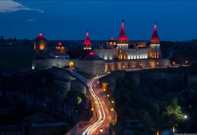 Старая крепость-замок - место для фотосессии в Каменце-Подольском - портфолио 4