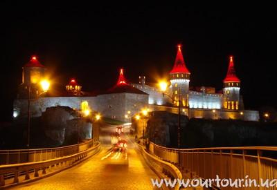 Старая крепость-замок - место для фотосессии в Каменце-Подольском - портфолио 6