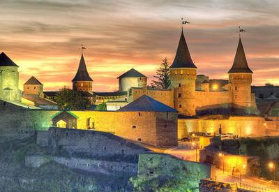 Старая крепость-замок - фото 2
