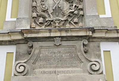 Петропавловский кафедральный костел - место для фотосессии в Каменце-Подольском - портфолио 6