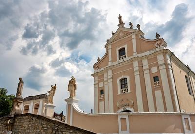 Тринитарский костел - место для фотосессии в Каменце-Подольском - портфолио 4
