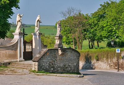 Тринитарский костел - место для фотосессии в Каменце-Подольском - портфолио 5