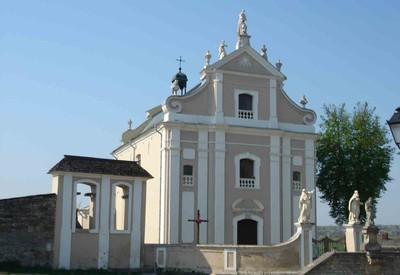 Тринитарский костел - место для фотосессии в Каменце-Подольском - портфолио 6