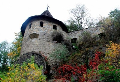 Башня Стефана Батория - место для фотосессии в Каменце-Подольском - портфолио 5