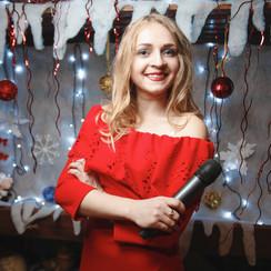 Вероника Каминская - ведущий в Запорожье - фото 3