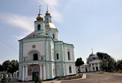 Свято-Покровский кафедральный собор - место для фотосессии в Сумской области - портфолио 4
