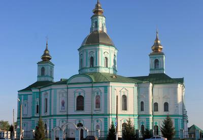 Свято-Покровский кафедральный собор - фото 1