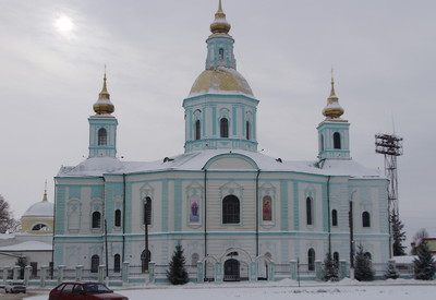 Свято-Покровский кафедральный собор - место для фотосессии в Сумской области - портфолио 6