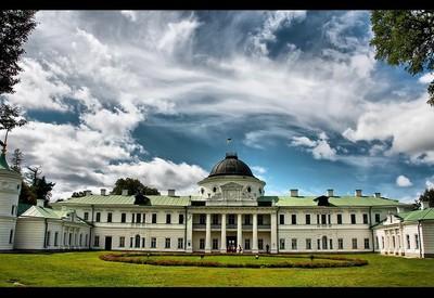 Историко-культурный центр «Качановка» - место для фотосессии в Черниговской области - портфолио 4
