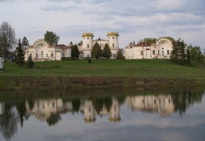 Дворец Румянцева-Задунайского - место для фотосессии в Черниговской области - портфолио 5