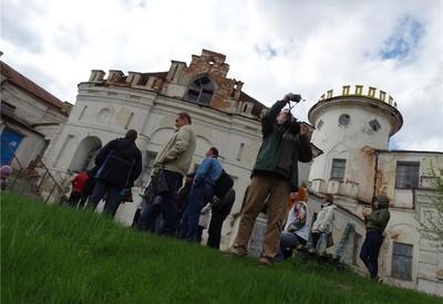Дворец Румянцева-Задунайского - место для фотосессии в Черниговской области - портфолио 6