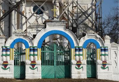 Дворец Румянцева-Задунайского - место для фотосессии в Черниговской области - портфолио 4