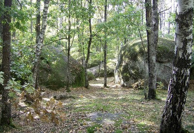 Каменное село - фото 1