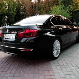 BMW 520d Luxury Line - авто на свадьбу в Полтаве - портфолио 5