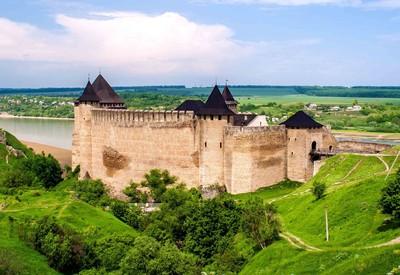 Хотинская крепость - фото 1
