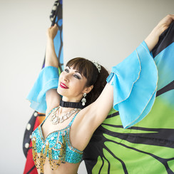 Галина Иванеишвили - артист, шоу в Киеве - фото 1