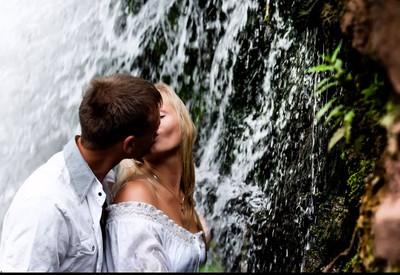 Джуринский водопад - фото 3