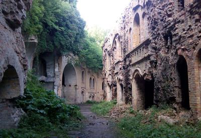 Таракановский форт - место для фотосессии в Ровненской области - портфолио 4