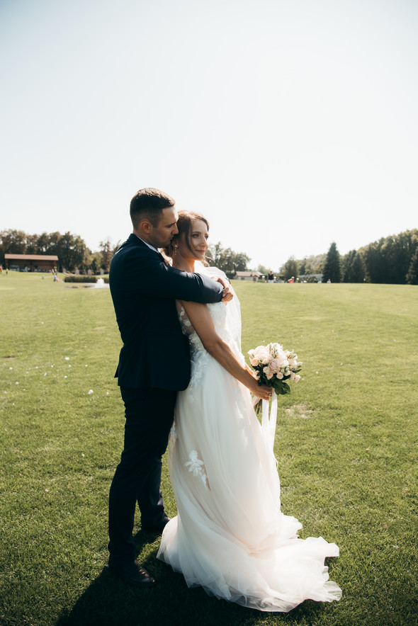 Свадьба замечательных Егора и Иры) - фото №8