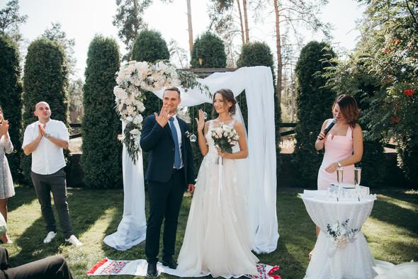 Свадьба замечательных Егора и Иры) - фото №35