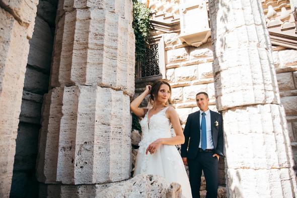 Свадьба замечательных Егора и Иры) - фото №14