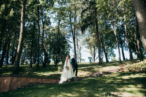 Свадьба замечательных Егора и Иры) - фото №3