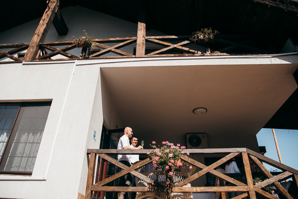 Свадьба замечательных Егора и Иры) - фото №15