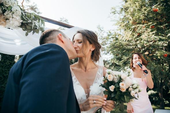 Свадьба замечательных Егора и Иры) - фото №34