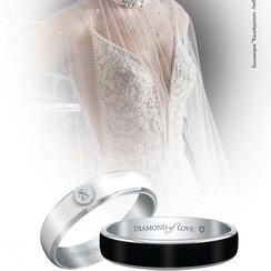 Ювелирный бренд DIAMOND of LOVE - обручальные кольца в Киеве - фото 4