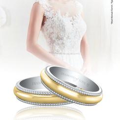 Ювелирный бренд DIAMOND of LOVE - обручальные кольца в Киеве - фото 1