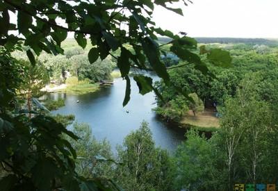 Казачья гора - место для фотосессии в Харьковской области - портфолио 6