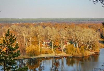 Казачья гора - место для фотосессии в Харьковской области - портфолио 4