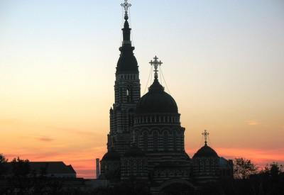 Свято-Благовещенский собор - место для фотосессии в Харькове - портфолио 4