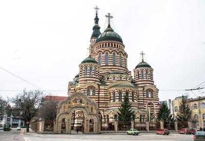 Свято-Благовещенский собор - место для фотосессии в Харькове - портфолио 6