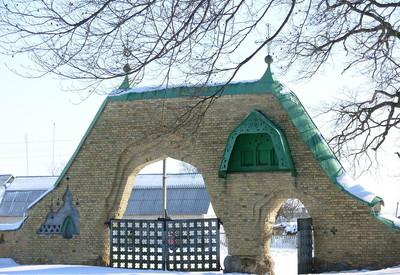 Пархомовка - место для фотосессии в Киевской области - портфолио 2