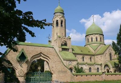 Пархомовка - место для фотосессии в Киевской области - портфолио 1