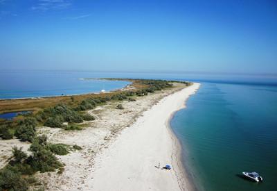 Бирючий остров - место для фотосессии в Херсонской области - портфолио 3