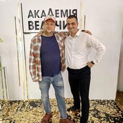Гурам Маглаперидзе - ведущий в Одессе - фото 4