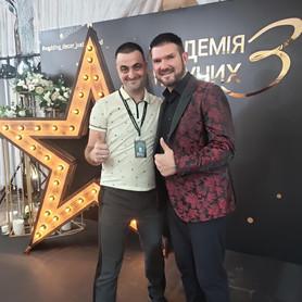 Гурам Маглаперидзе - ведущий в Одессе - портфолио 3